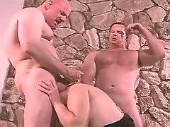 Gorgeous fatty with big round butt
