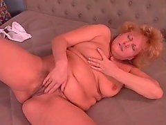 Sensual obese honey fucks with guys
