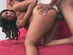 Black fucks fat mom in doggy style